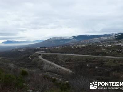 Somosierra - Camino a Montejo;agencias senderismo madrid;senderismo singles